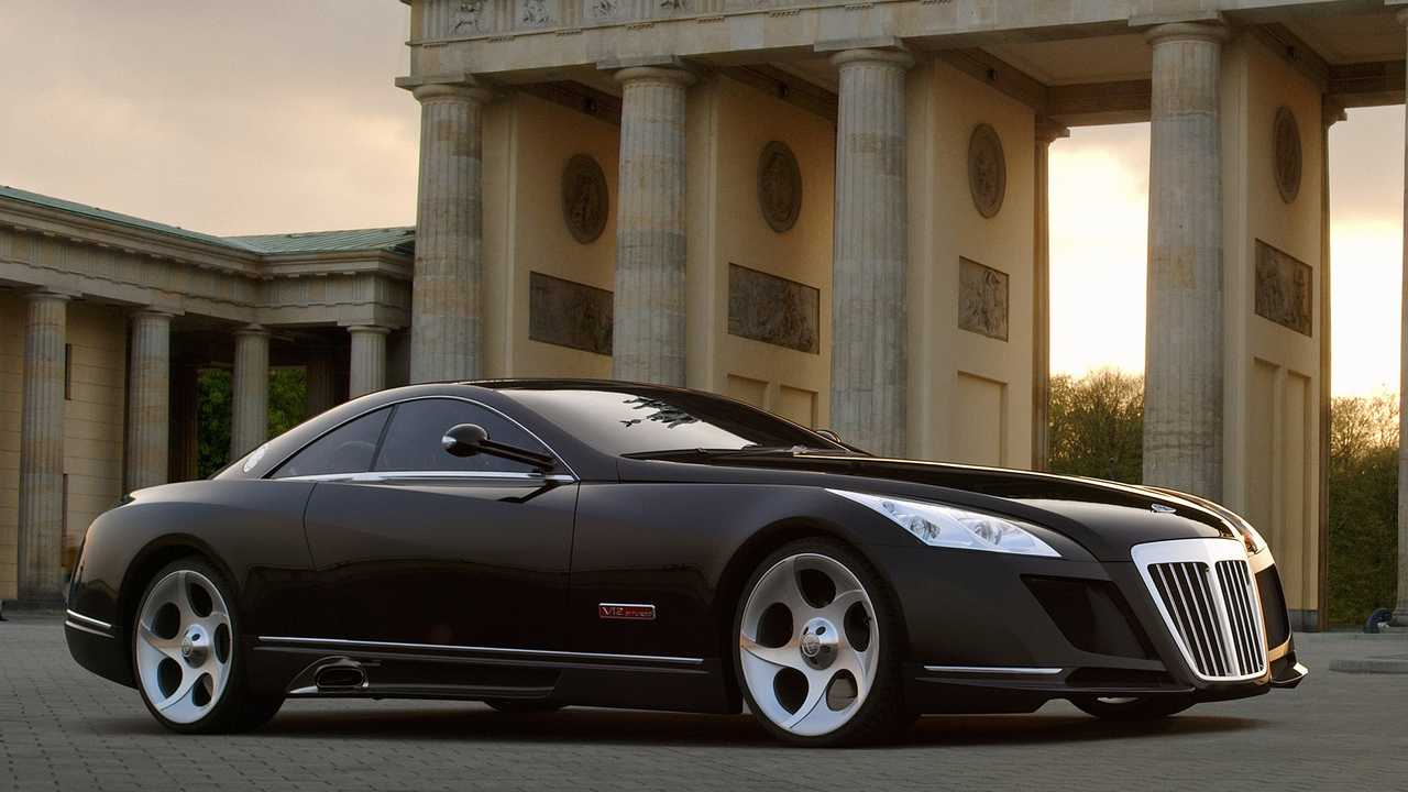 The Maybach Exelero